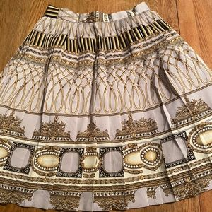 Loving Youth Pleated Skirt